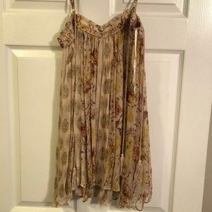 NWT Free People Tank Top Cami Shirt Size Small